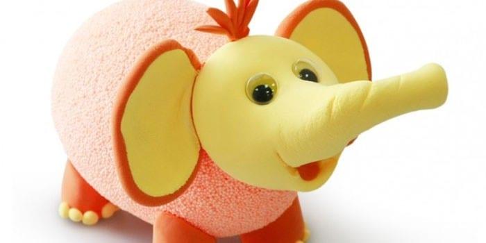 Поделка Слон