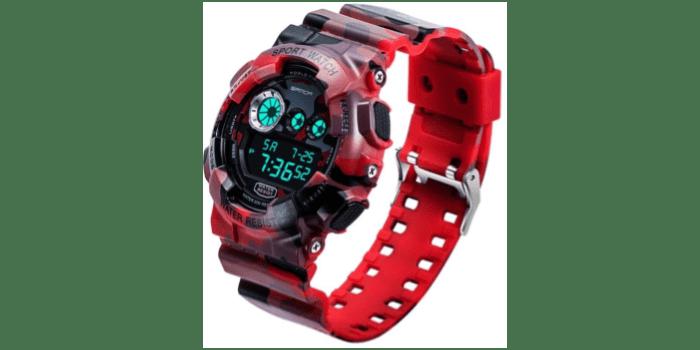 Умные детские наручные часы для мальчиков Sanda 289mc