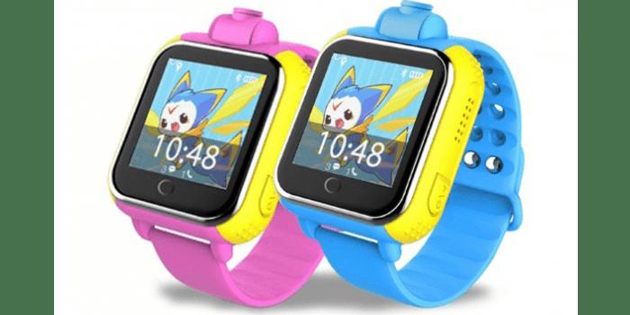 Умные детские наручные часы Smart Baby Watch GW1000