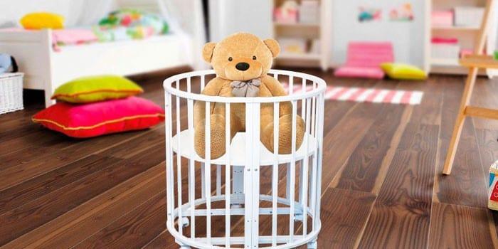 Кроватка-трансформер Sweet Baby Delizia