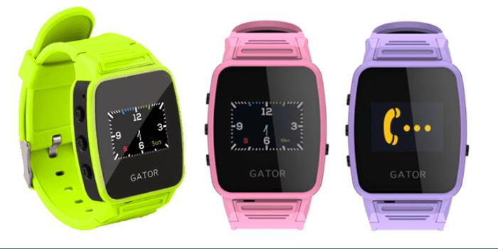 Умные детские часы Gator Caref Watch