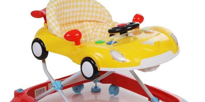 Машинка-ходунки Baby Care Stratus