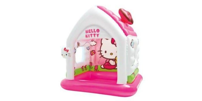 Надувной игровой домик Hello Kitty