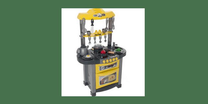 Пластиковый игрушечный кухонных гарнитур HTI Zanussi
