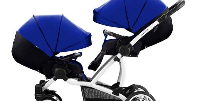 Прогулочная коляска Bebetto 42 Sport