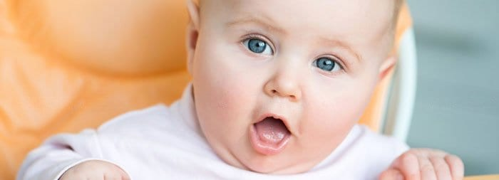 Ладонно-ротовой автоматизм Бабкина у новорожденных