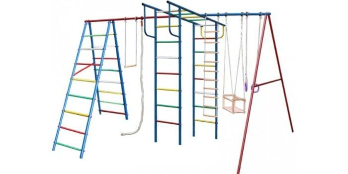 Детская площадка для детей Вертикаль А П МАКСИ