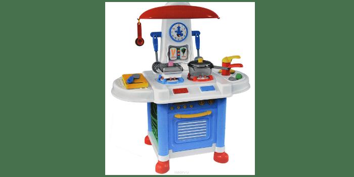 Кухонный модуль игрушечный Помогаю маме от ABtoys