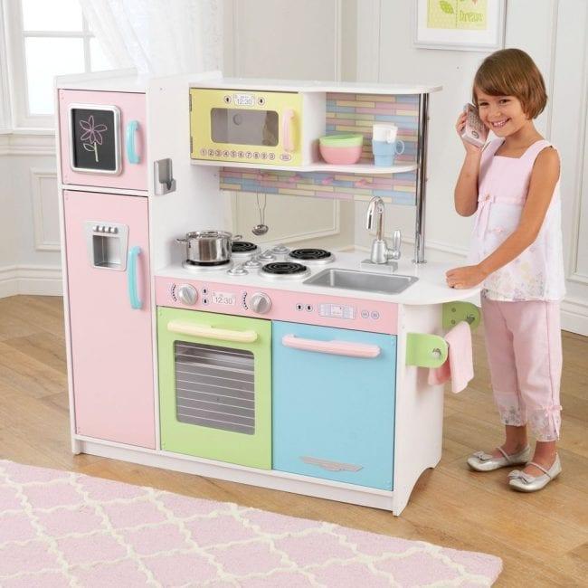 Игровая кухня для детей