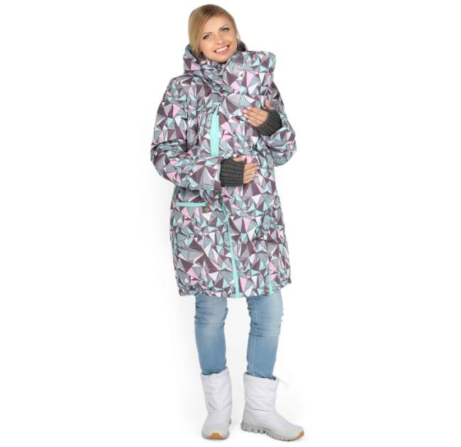 Куртка для малыша и мамы I Love Mum
