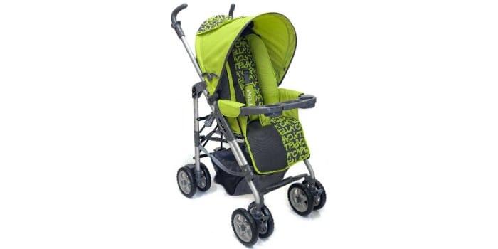 Детская коляска-трость Capella S-321