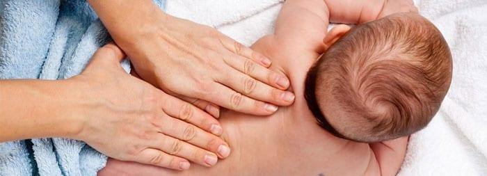 Спинальный рефлекс Галанта у новорожденных