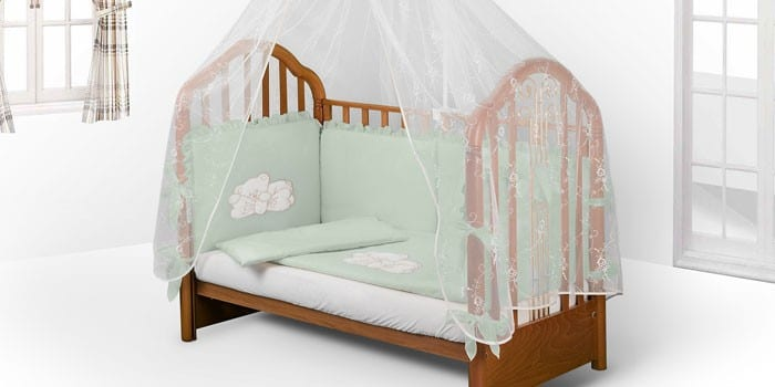 Гипоаллергенный набор для новорожденного Eco Line Princess