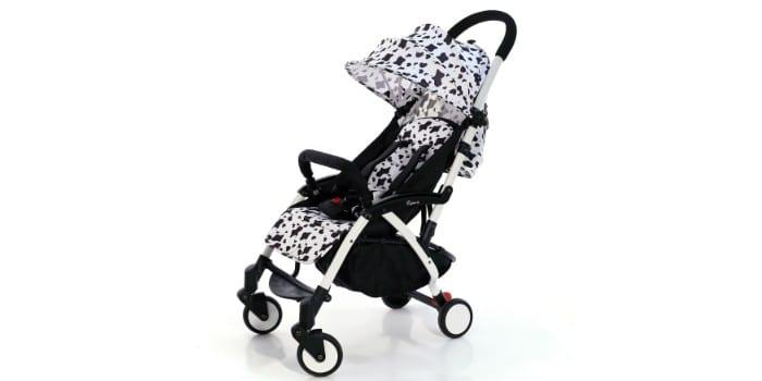 Летняя детская коляска Esspero Summer Lux
