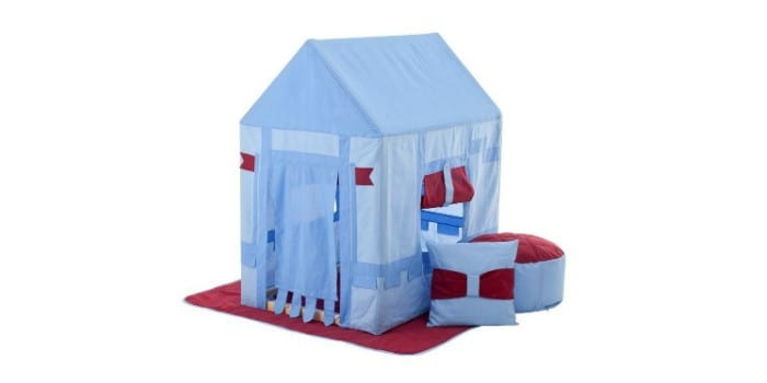 Текстильный детский игровой домик Замок Бристоль