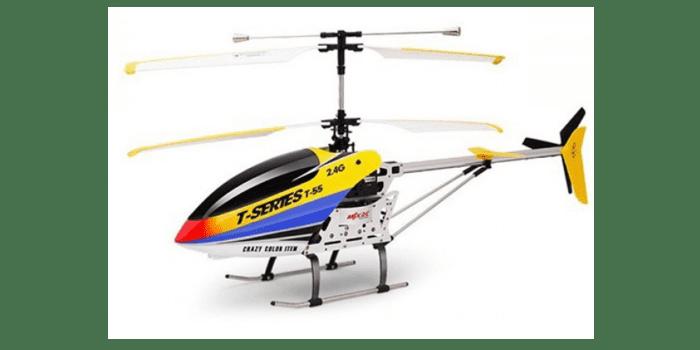 Радиоуправляемый вертолет MJX T55C