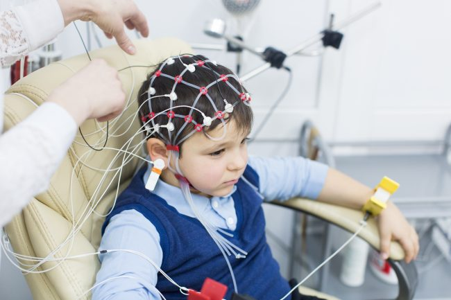 Подготовка к электроэнцефалографии