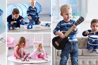 Как выбрать актуальные подарки для мальчиков и девочек от Babyshop в соответствии с возрастом ребенка