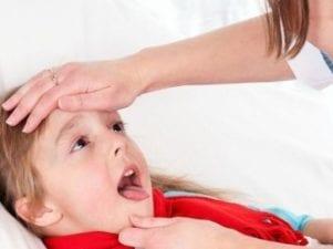 Симптомы и лечение ангины у ребенка
