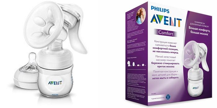 AVENT Comfort SCF330 от Philips