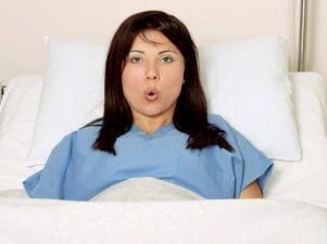 Слизистая пробка при беременности