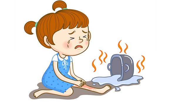 Как обезопасить ребенка от ожогов кипятком