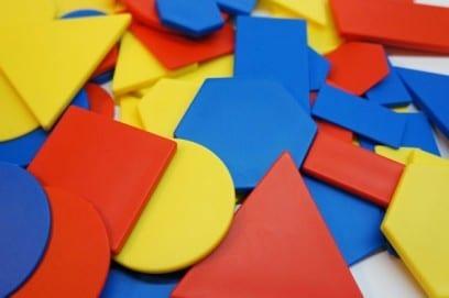 Блоки Дьенеша - система логических игр для самых маленьких, детей средней и подготовительной группы