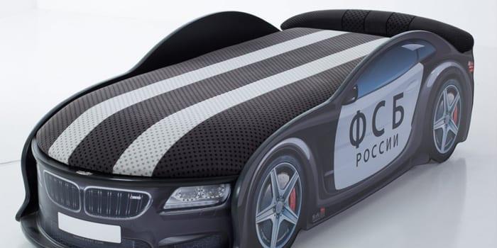 Кровать BMW
