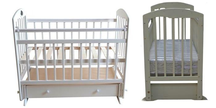 Кроватка Briciola-8