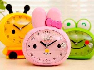 7 лучших будильников для детей