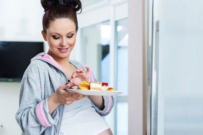 Питание для беременных по триместрам