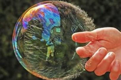 Как делать мыльные пузыри в домашних условиях