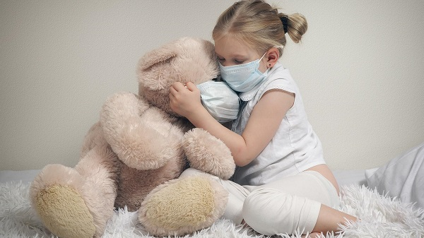 Какова вероятность поражения легких у детей при коронавирусной инфекции