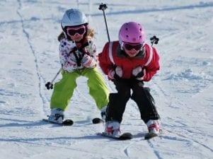 5 лучших детских лыж