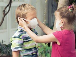 Особенности коронавирусной инфекции у детей