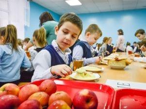 Новый закон о питании для школьников