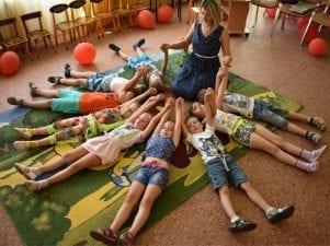 Психогимнастика для детей в детских садах