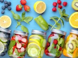 4 домашних рецепта детокс-воды для очищения организма