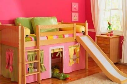 Детская кровать от 3 лет с бортиками: модели мебели