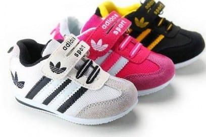 Детские кроссовки для мальчиков и девочек