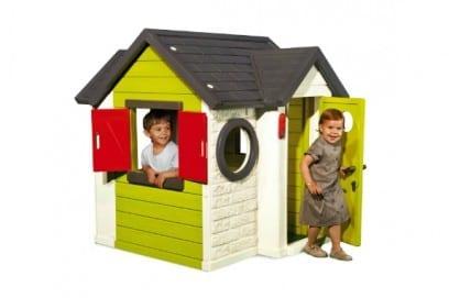 Детский домик для мальчика и девочки