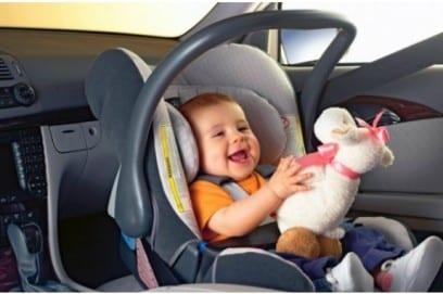 Детское удерживающее устройство для автомобиля по возрасту