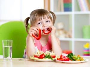 9 самых полезных продуктов для ребенка