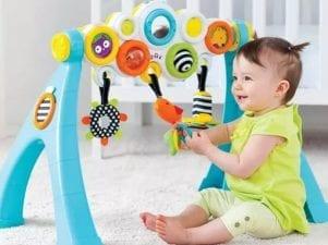 Развивающие игрушки для детей от 2 лет — лучшие для мальчиков и девочек