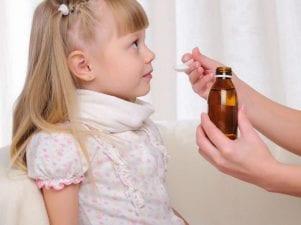 9 сиропов от кашля для детей от 1 года