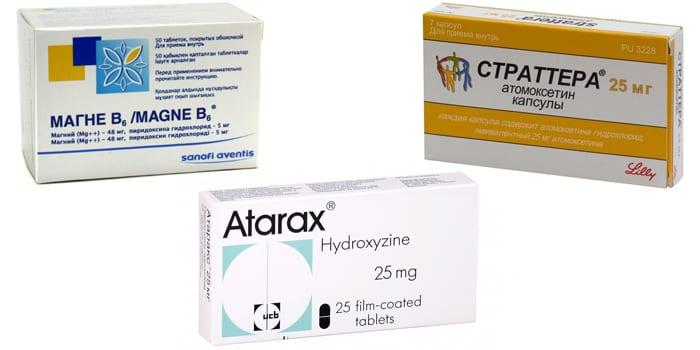 Седативные таблетки от 7 лет