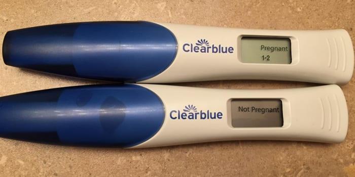 Два теста на беременность