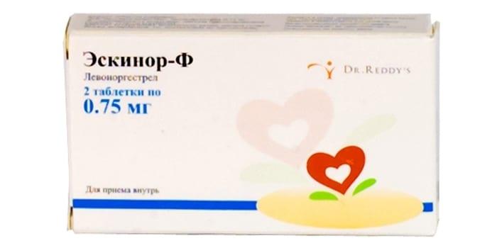 Препарат Эскинор-Ф