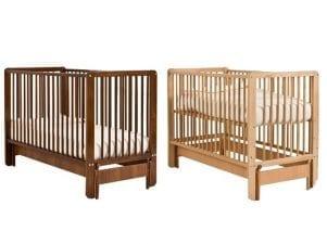 Как выбрать детскую кроватку с продольным маятником