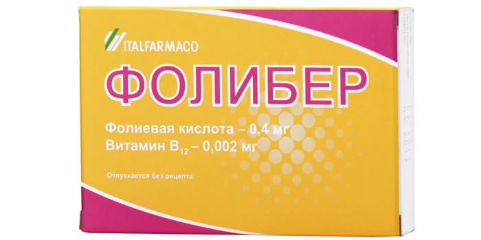 Препарат Фолибер